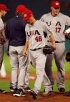 World Baseball Classic 2009 - United States v Venenzuela